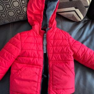 Red carters winter jacket
